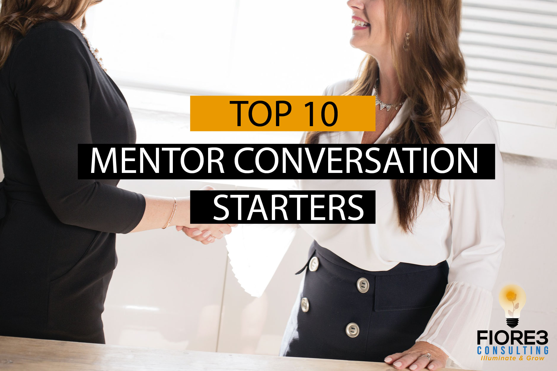 Top 10 Mentor Conversation Starters