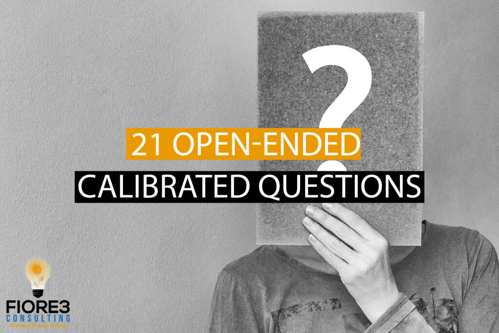 Calibrated Questions